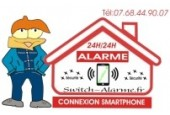 Switch Alarme France